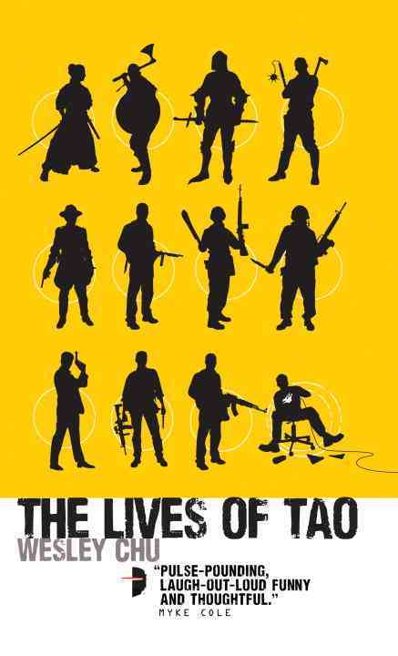 The Lives of Tao By Chu, Wesley